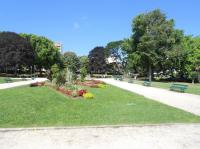 Jardin Public Ahetze