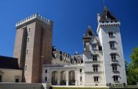 Musée national et domaine du chateau de Pau Mazères Lezons
