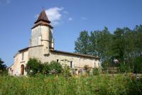 Idée de Sortie Estang Eglise Saint Pierre de Juliac