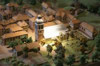 Idée de Sortie Navarrenx Maquette de la cité fortifiée de Navarrenx