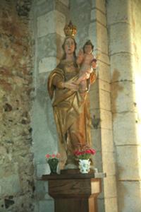 Idée de Sortie Souprosse Eglise de Goudosse