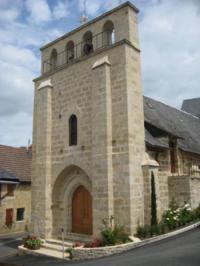 Idée de Sortie Condat sur Vézère Eglise Saint-Antoine