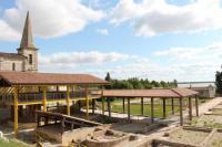 Musée et villas gallo-romaines de Plassac Saint Laurent Médoc
