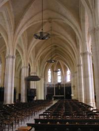 Idée de Sortie Sainte Foy la Grande Église Notre-Dame de Sainte-Foy-La-Grande