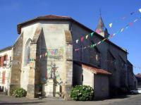 Idée de Sortie Montgaillard Eglise