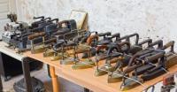 Musée du fer à repasser Razac de Saussignac