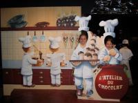 Idée de Sortie Mouguerre Atelier du Chocolat