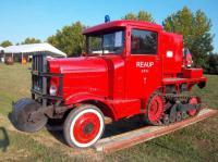 Conservatoire de la Sauvegarde du Matériel de Sapeurs Pompiers et du Machinisme Agricole Coulx