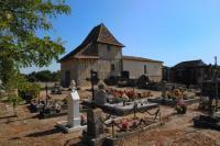 Idée de Sortie Bosset Eglise de St Sauveur Lalande