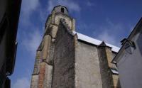 Idée de Sortie Asson Église Saint Vincent