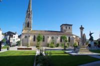 Idée de Sortie Sablons Eglise Saint-Jean Baptiste de Coutras