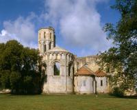 Idée de Sortie Créon Abbaye de La Sauve-Majeure