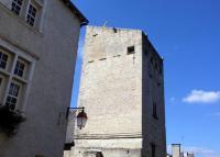 Tour de Grède Oloron Sainte Marie