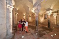 Idée de Sortie Horsarrieu Crypte de Saint-Girons joyau du 12ème siècle