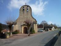 Idée de Sortie Berbiguières Eglise de Saint-Denys