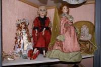 Musée des poupées classiques historiques et folkloriques Razac de Saussignac