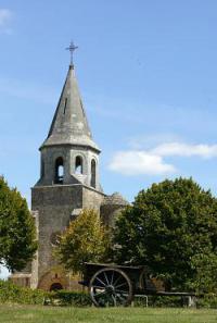 Idée de Sortie Frayssinet le Gélat Eglise de Loubéjac