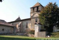 Idée de Sortie Montcaret Eglise de Saint Michel de Montaigne