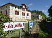 Idée de Sortie Sainte Marie de Chignac Musée du Vin et de la Vigne Chai de Lardimalie