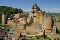 Chateau de Castelnaud - Musée de la Guerre au Moyen Age La Roque Gageac