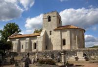Idée de Sortie Combiers Eglise Saint-Martin d'Argentine