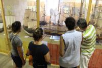 Idée de Sortie Blaye Centre d'interprétation de l'Estuaire de la Gironde