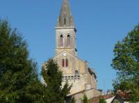 Idée de Sortie Saint André de Double Eglise de Saint-Martin de Ribérac