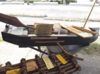 Idée de Sortie Sainte Marie de Gosse Musée de la batellerie et de la pêche