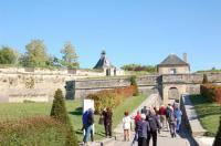 Idée de Sortie Blaye Visite guidée de la citadelle de Blaye par les souterrains