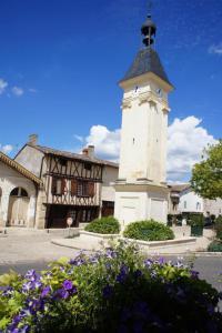 Idée de Sortie Pessac sur Dordogne Village ancien de Gensac
