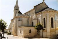 Idée de Sortie Saint Jean d'Ataux Eglise de Neuvic