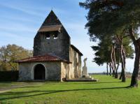 Idée de Sortie Benquet Chapelle Notre Dame de la Course Landaise