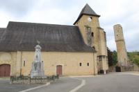 Idée de Sortie Lucq de Béarn Église Saint Vincent