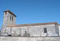 Idée de Sortie Cunèges Eglise de Lestignac