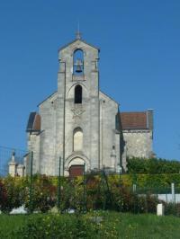 Idée de Sortie Créon Eglise Saint Michel de Cursan