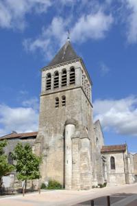 Idée de Sortie Combiers Eglise Saint-Laurent