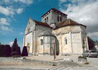 Idée de Sortie Lussac Eglises Saint-Martin et Saint-Georges de Montagne