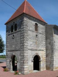 Idée de Sortie Saint Ciers sur Gironde Eglise de Saint-Aubin de Blaye