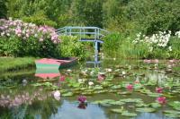 Jardin du Peintre André Van Beek Lachapelle aux Pots