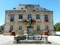 Idée de Sortie Juzanvigny Hôtel de Ville de Brienne-le-Château
