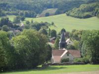 Idée de Sortie Chamoy Eglise Saint-Martin