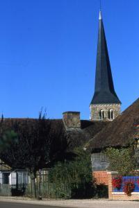Idée de Sortie Marolles lès Bailly Eglise Saint Gilles