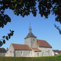 Idée de Sortie Villiers le Bois EGLISE SAINT JEAN BAPTISTE DE VILLIERS LE BOIS