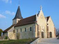 Idée de Sortie Saint Thibault EGLISE SAINT-PIERRE ET SAINT-PAUL