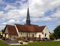 Idée de Sortie Feuges Eglise Saint-Benoit