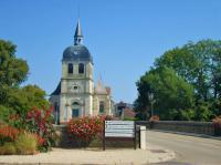 Idée de Sortie Amance Eglise Saint-Quentin