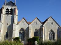 Idée de Sortie Précy Saint Martin Eglise Notre-Dame-de-l'Assomption