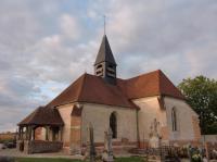 Idée de Sortie Courteranges Eglise de l´Assomption de la Vierge
