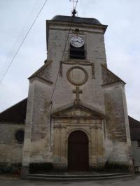 Idée de Sortie Montreuil sur Barse Eglise Saint-Martin