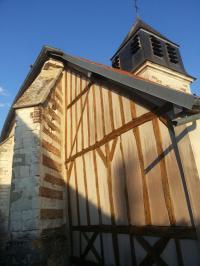 Idée de Sortie Mesnil Sellières Eglise de L'Invention de la Sainte Croix